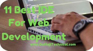 11 Best IDE for Web Development 2019 (August) You Should Use 1