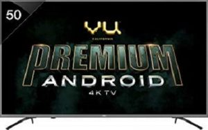 VU 4K TV