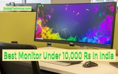 Best Monitor Under 10000 Rs