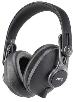 AKG K371BT Over-Ear Foldable Studio