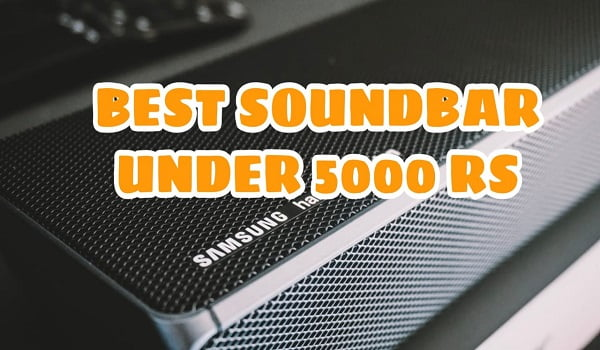 Best Soundbar Under 5000 Rs