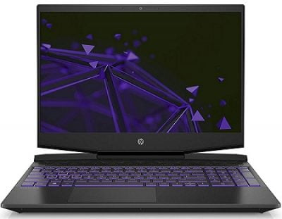 HP Pavilion Gaming 9th Gen Intel Core I5